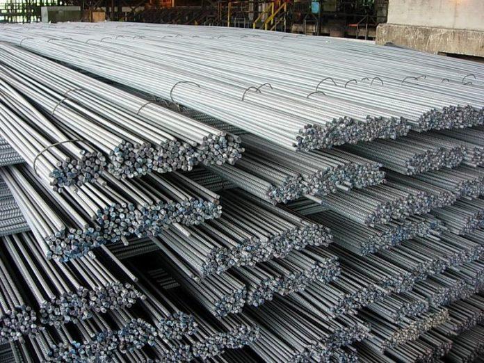 Mã ngành nghề gia công sắt thép