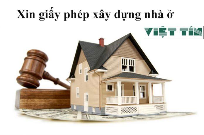 Xinh giấy phép xây dựng nhà ở đơn giản cùng Luật Việt Tín