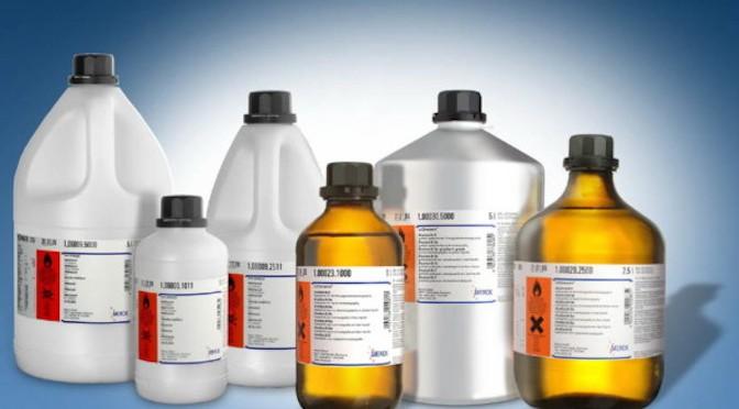 Hóa chất nhập khẩu cần phải khai báo với cơ quan nhà nước