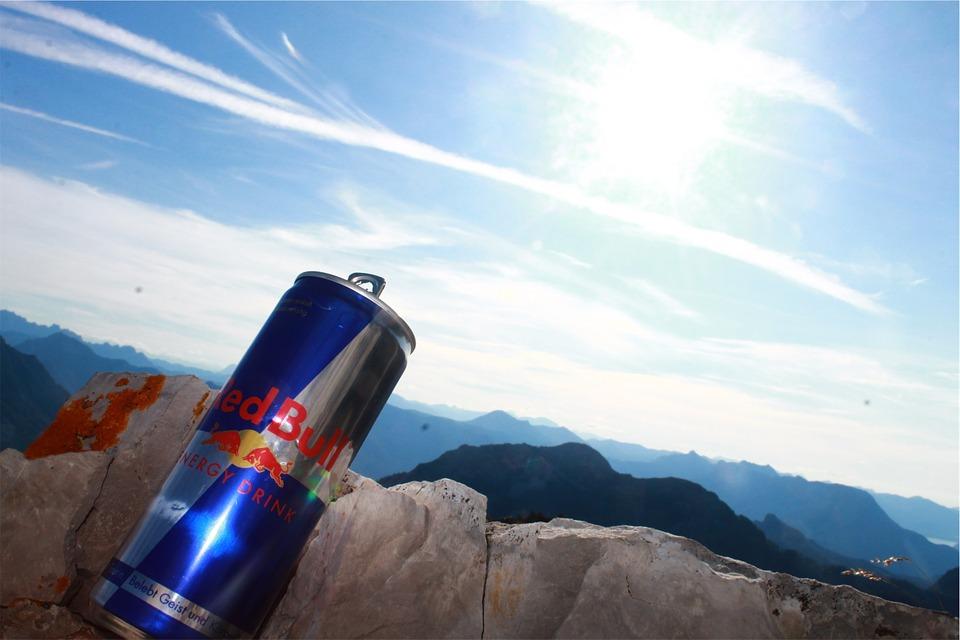 Các sản phẩm Red Bull được nhiều người tiêu dùng trên thế giới lựa chọn