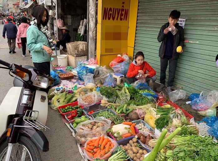 Buôn bán rau có phải đăng ký kinh doanh