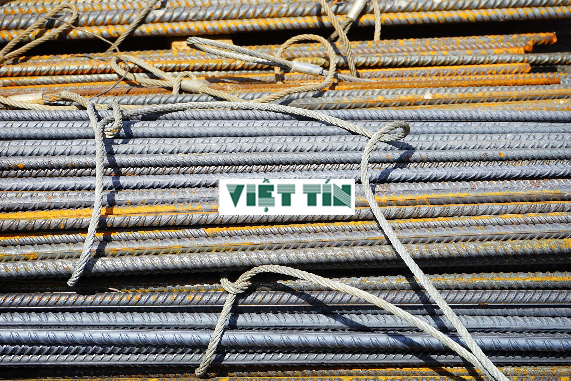 Công bố các sản phẩm thép tại Luật Việt Tín
