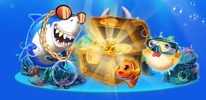 Game bắn cá nổi bật với nhiều hình ảnh siêu đẹp mắt