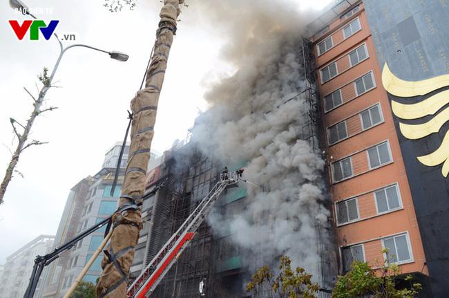 Cháy quán Karaoke gây ra nhiều thiệt hại do không đảm bảo các tiêu chí an toàn phòng chống cháy nổ