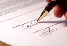 Cần lưu ý các điều khoản trước khi ký kết hợp đồng góp vốn doanh nghiệp