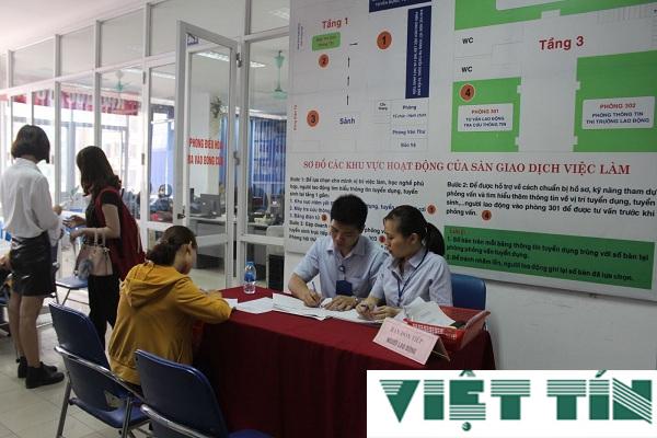 Dịch vụ xin giấy phép cho trung tâm giới thiệu việc làm tại Luật Việt Tín