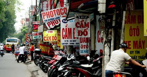 Xin giấy cầm đồ cùng Luật Việt Tín