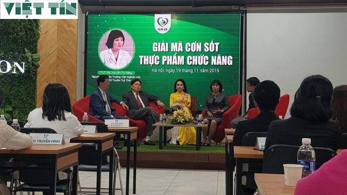 Xin giấy phép tổ chức hội thảo thực phẩm chức năng dễ dàng cùng Luật Việt Tín