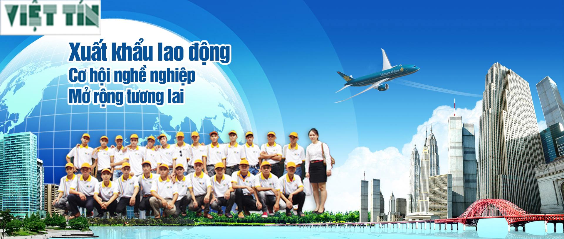 Xin giấy phép xuất khẩu lao động tại Luật Việt Tín