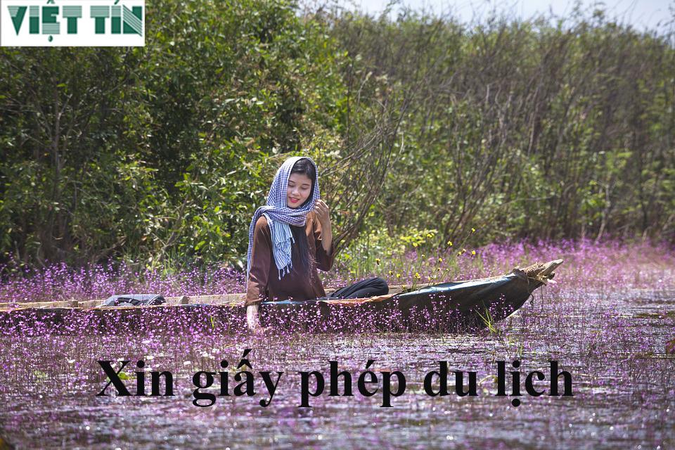 Xin giấy phép du lịch cùng Luật Việt Tín