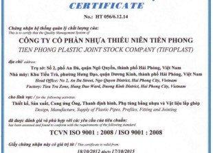 Dịch vụ chứng nhận hợp chuẩn sản phẩm