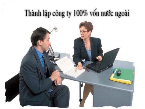 Thành lập công ty lập trình máy vi tính