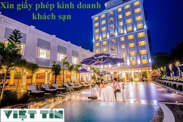Xin giấy phép kinh doanh khách sạn cùng Luật Việt Tín