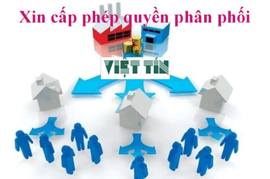 Cấp giấy phép phân phối hàng hóa cùng Luật Việt Tín