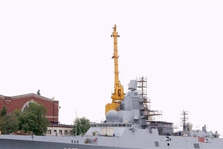 Trang bị Calibr và Onyx, đô đốc Gorshkov khiến Mỹ lo sợ?