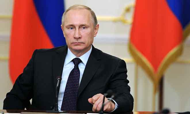 Tổng thống Nga Putin: Kinh tế Nga không phụ thuộc Trung Quốc