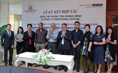 Indochina Capital chính thức trở thành nhà đầu tư mới nhất của Toong