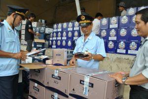 Thủ tục hải quan cho rượu nhập khẩu tại Luật Việt Tín