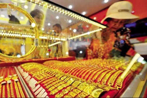 Kinh doanh vàng trang sức