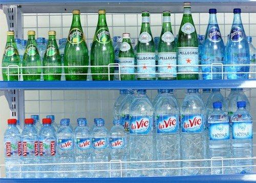 Lưu ý khi công bố nước khoáng thiên nhiên đóng chai