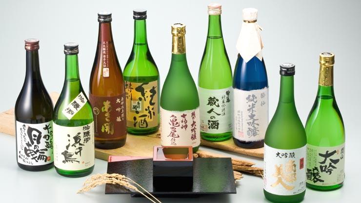 Nhập khẩu rượu Sake Nhật Bản