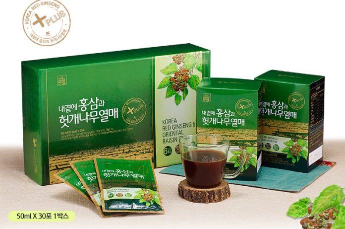 Công bố thực phẩm chức năng nhập khẩu từ Hàn Quốc