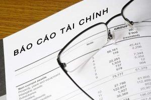 Cách lập báo cáo năng lực tài chính của nhà đầu tư nước ngoài