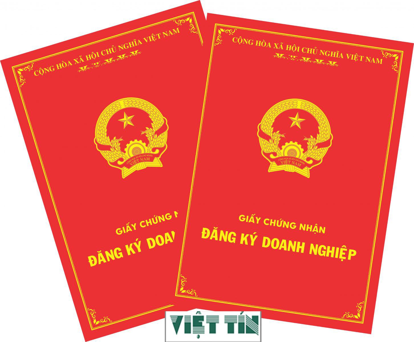 Xin giấy chứng nhận kinh doanh dễ dàng cùng Luật Việt Tín