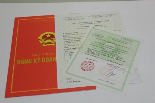Ảnh minh họa hồ sơ đăng ký kinh doanh