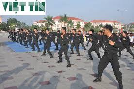 Đảm bảo điều kiện an ninh trật tự cùng Luật Việt Tín