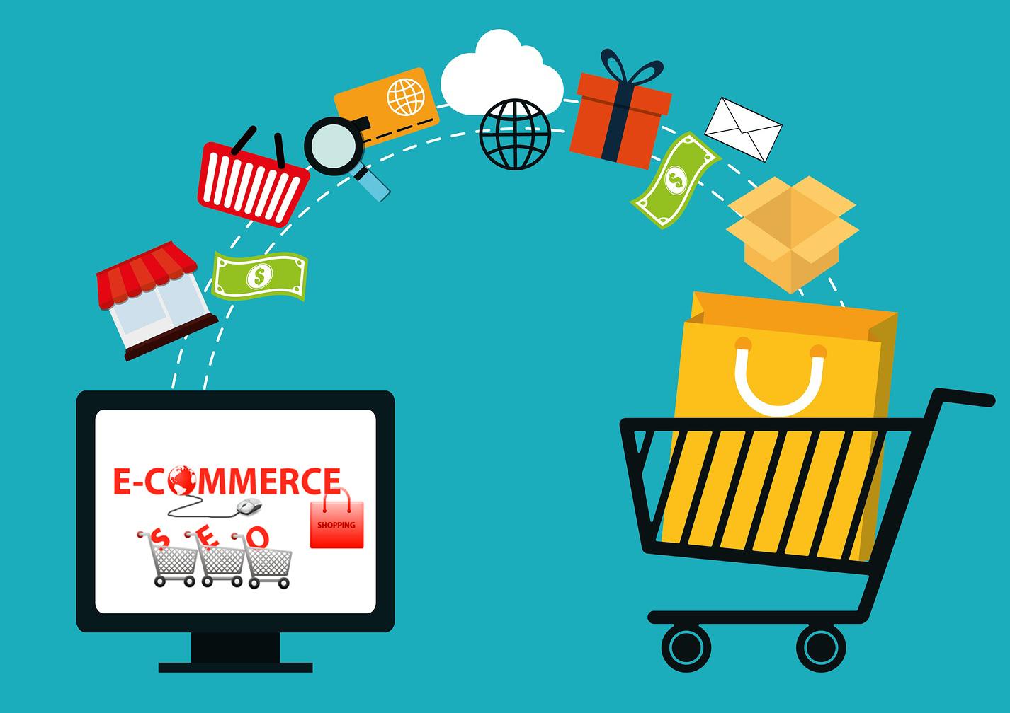 Sàn giao dịch thương mại điện tử rất tiện ích