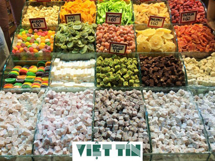Công bố chất lượng trái cây sấy khô
