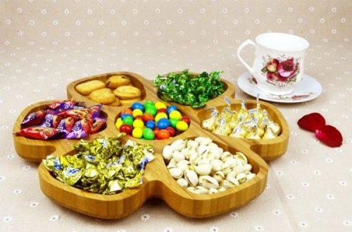 Công bố sản phẩm bánh kẹo Tết