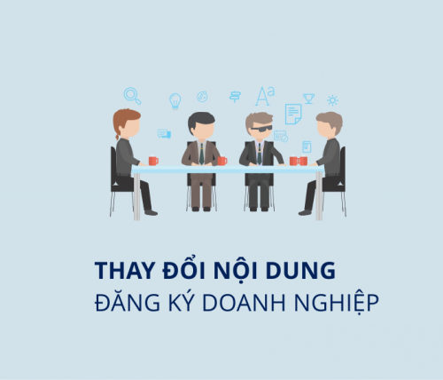 Thủ tục thay đổi đăng ký kinh doanh chi nhánh