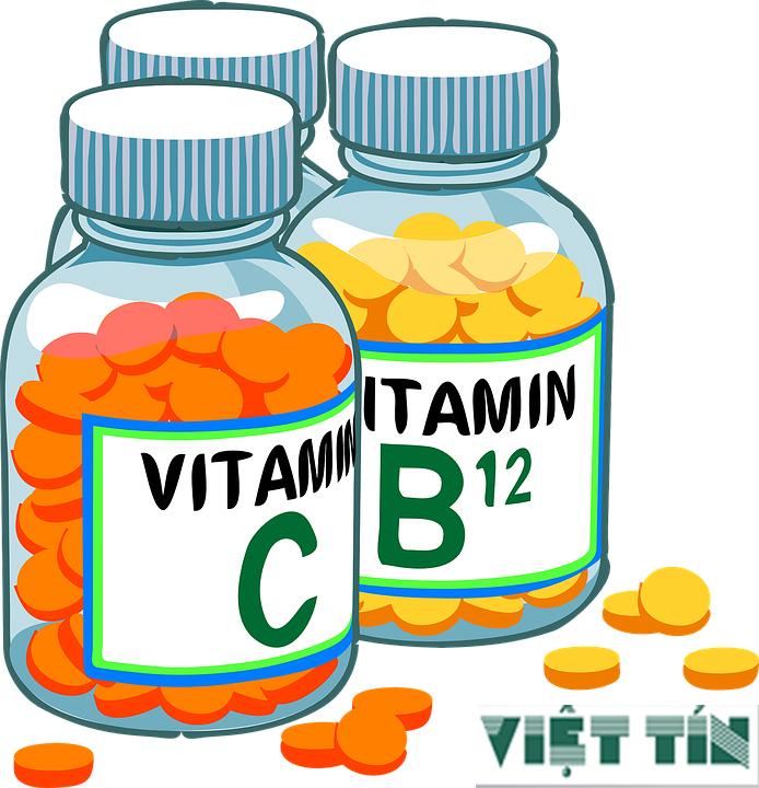 Công bố các thực phẩm bổ sung vitamin đơn giản cùng Luật Việt Tín