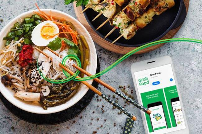 GrabFood giao đồ ăn nhanh nhất Việt Nam!