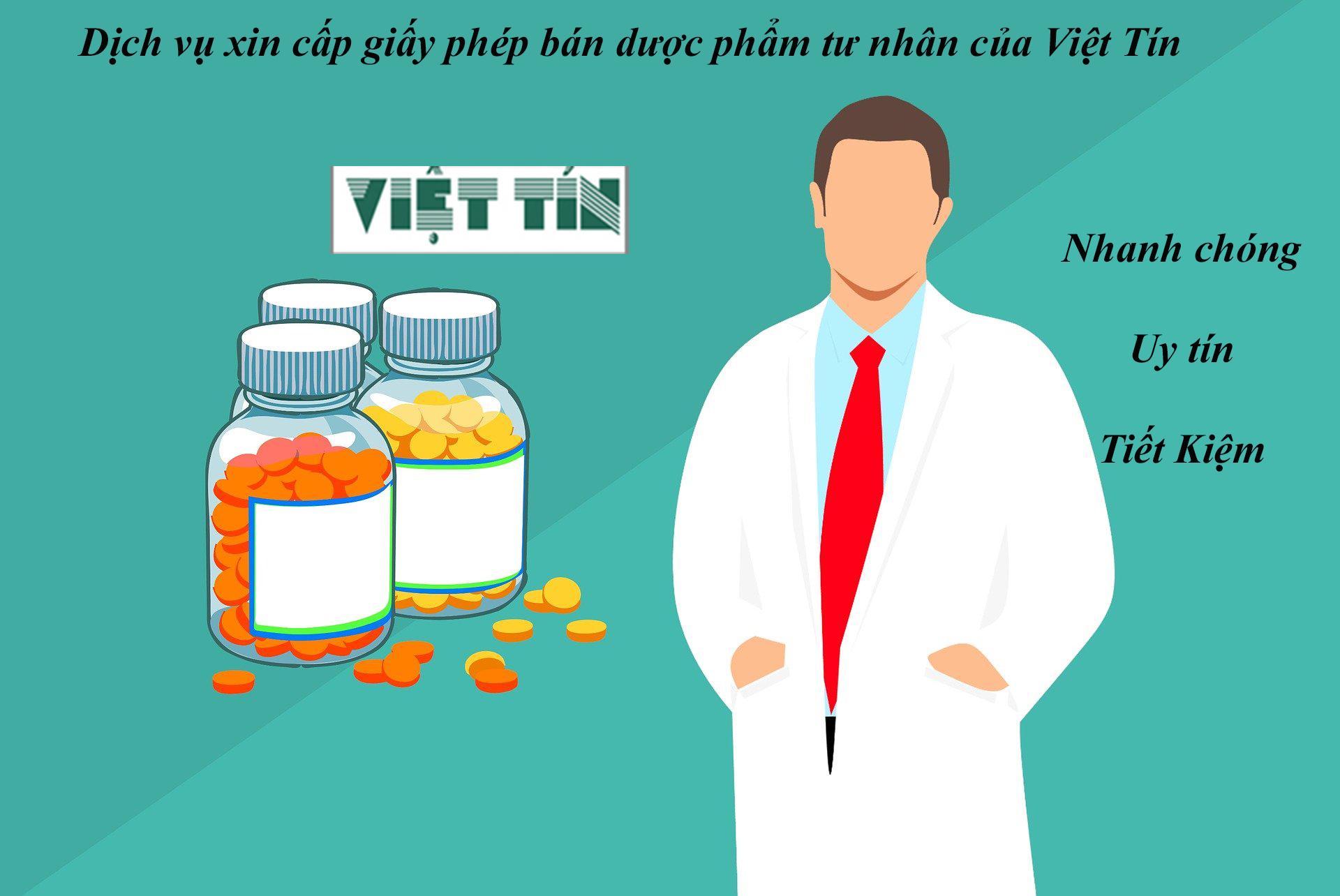 Dịch vụ cấp giấy phép kinh doanh dược dễ dàng cùng Luật Việt Tín