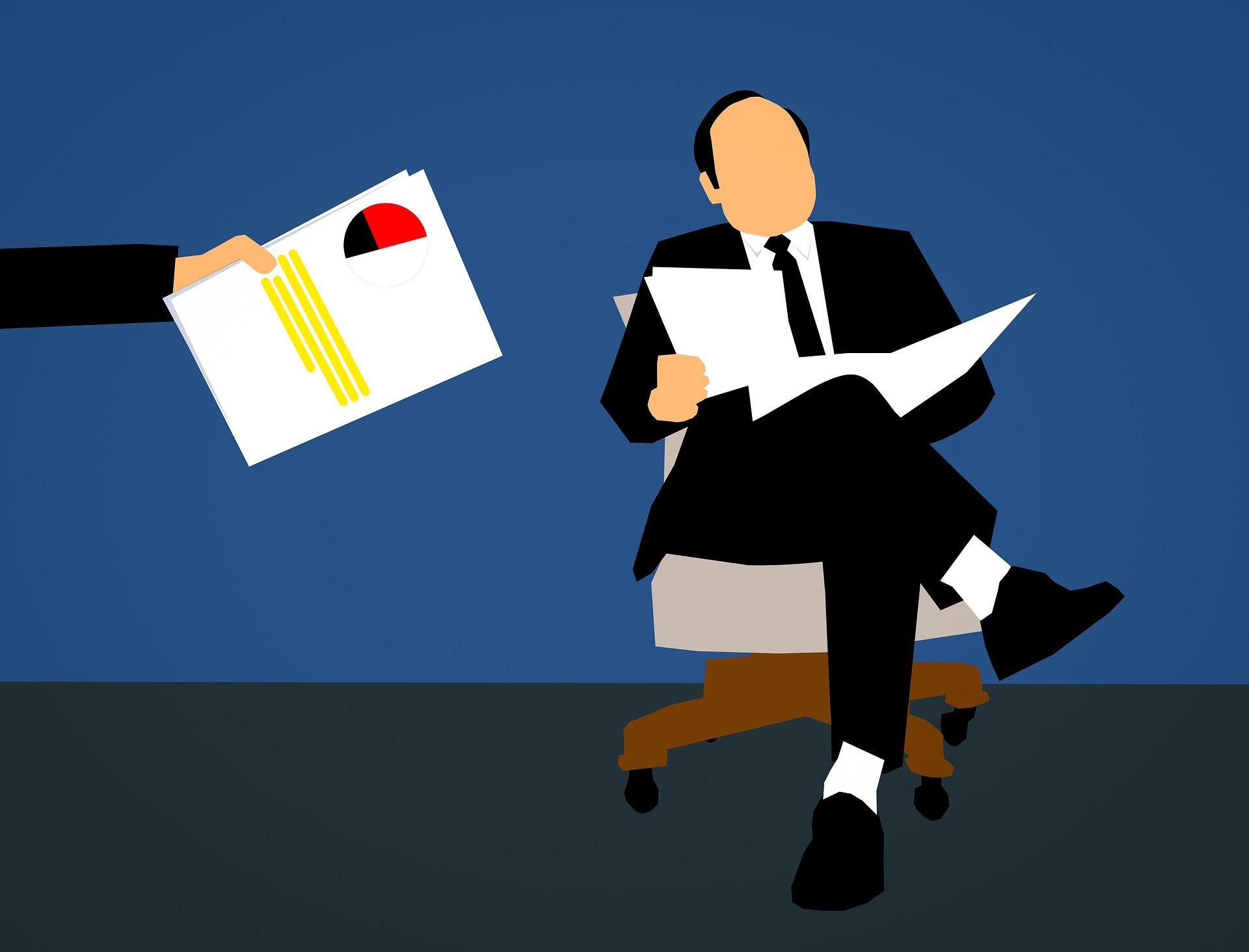 Ảnh minh họa: giám đốc công ty cổ phần