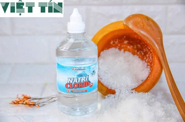 Công bố nước muối sinh lý tại Luật Việt Tín