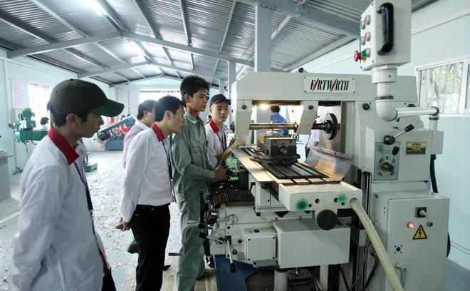 Thành lập trung tâm dạy nghề có vốn đầu tư nước ngoài