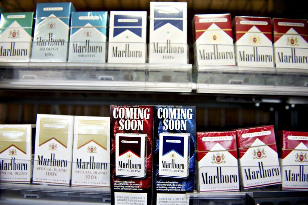 Xin giấy phép bán buôn thuốc lá