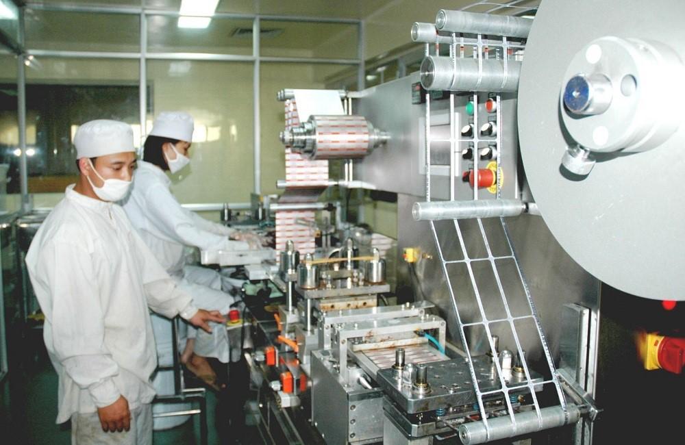 Giấy chứng nhận thực hành sản xuất thuốc tốt (GMP)