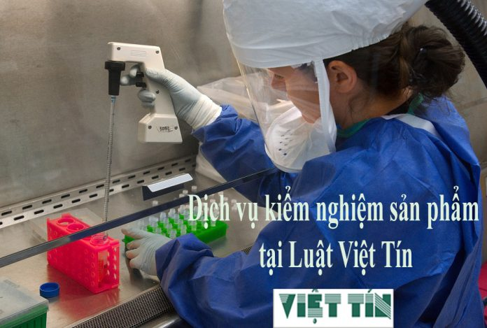 Dịch vụ kiểm nghiệm thực phẩm của Việt Tín